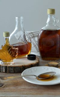 Maple syrup make breakfast so much more fun